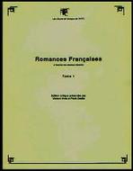 romancesFrancaises