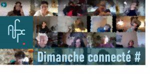 Invitation au Dimanche Connecté #3 de l'AFPC